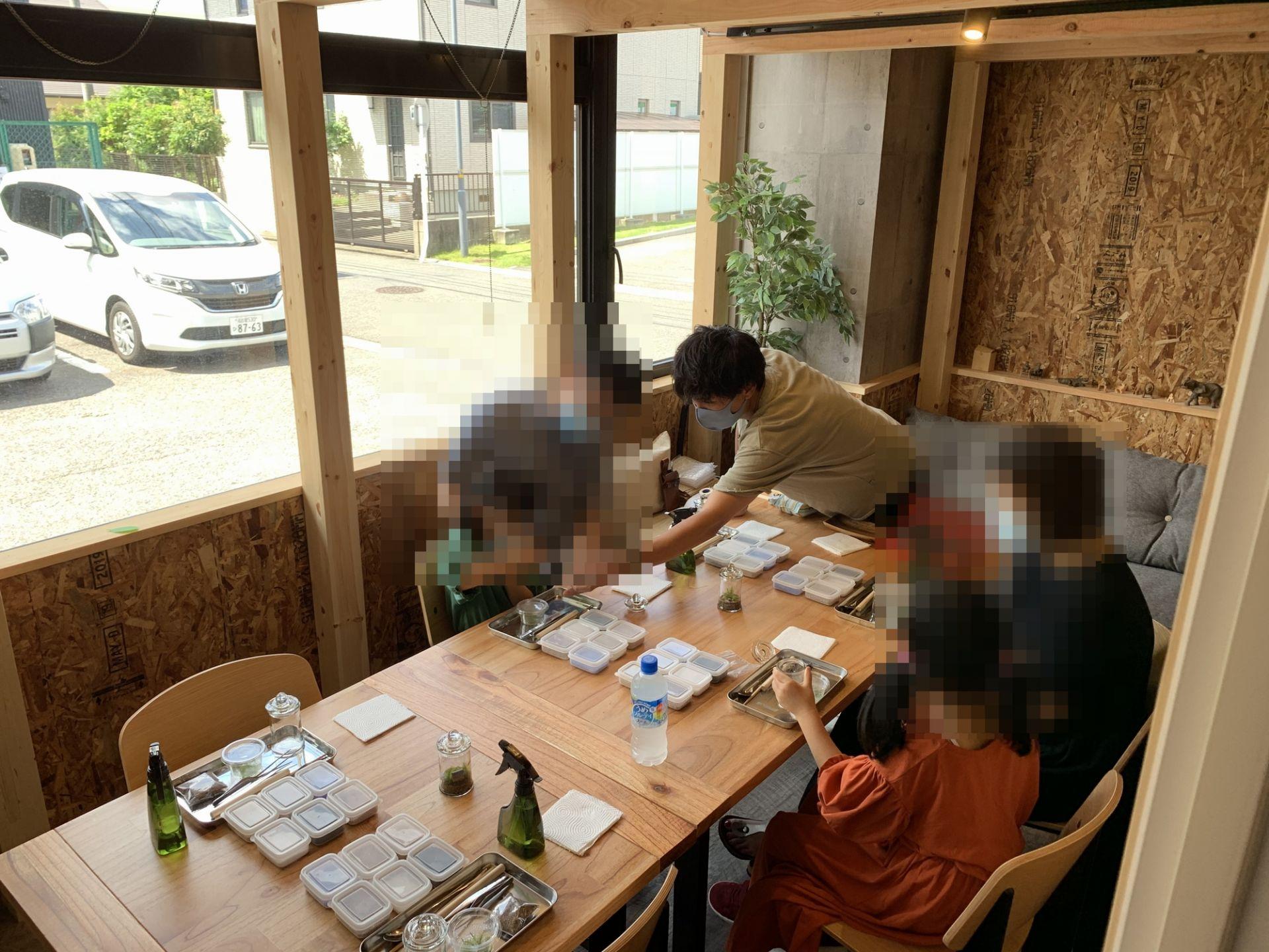 アルファホーム名古屋グランドオープンイベントの様子